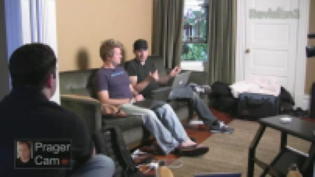 Google Confirms Android 2.2 Will Support Flash - Diggnation Daily