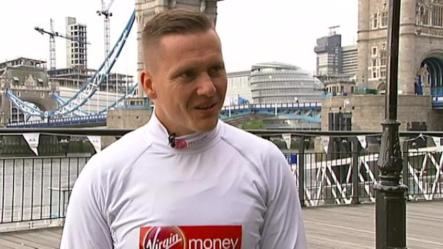 David Weir 'confident' of marathon victory
