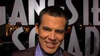 Josh Brolin Talks 'Gangster Squad' Brawl With Sean Penn