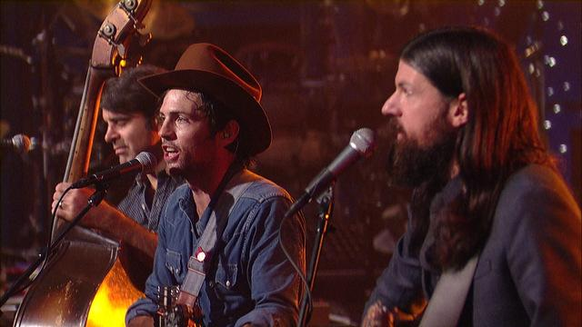 Live On Letterman - The Avett Brothers: Jordan Is A Hard Road To Travel