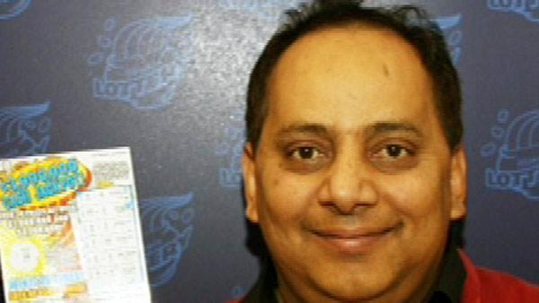 Chicago lottery winner's death ruled a homicide