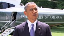 "CBS News Special Report: Obama calls Iraq a ""wake up call"""