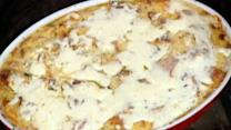 Creole Breakfast Bread Pudding