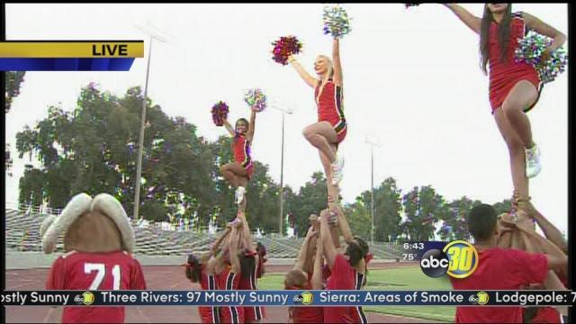 Fresno City College Rams prepare for home opener