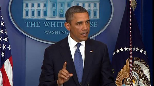 President Obama: 'The hour for immediate action is now'