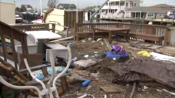 Barrier Islands face more losses post Sandy