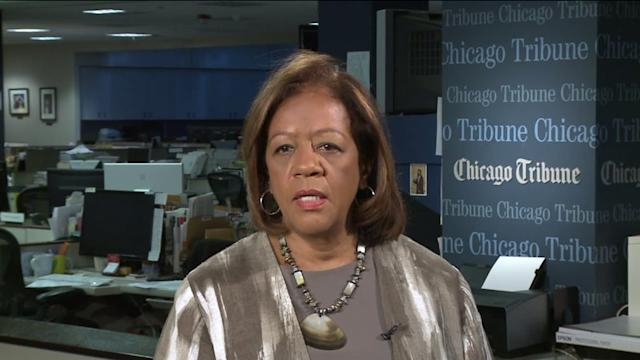 CPS CEO Barbara Byrd Bennett on teacher lay offs, budget proposal