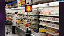 Japan April Retail Sales Fall 4.4 Percent Year-on-year
