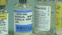 Recent cases of measles has set off health alert