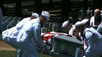 Navy Honors Crew Killed in 1967