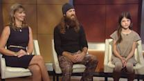 'Duck Dynasty' stars on lessons learned from adversity