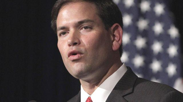 Sen. Rubio: It's an honor to introduce Gov. Romney