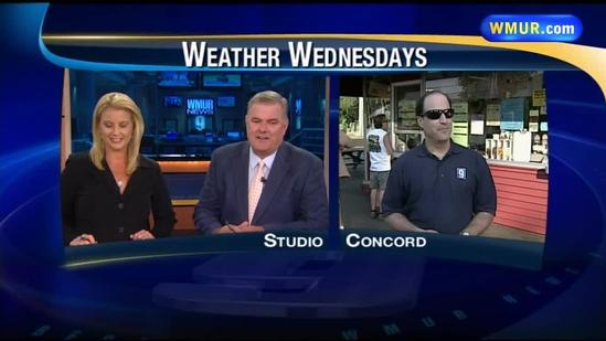 Weather Wednesday: Arnie's Place in Concord