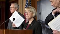 Democrats' first budget in 4 years increases spending, taxes