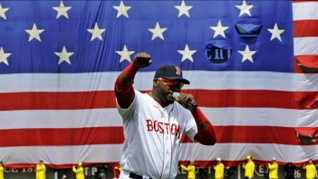 Red Sox Star Big Papi Gets Free Pass For Emotional Expletive