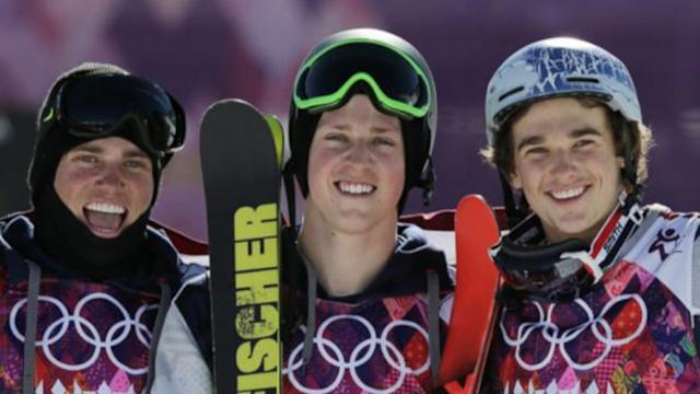Men's Slopestyle Skiing Sweep