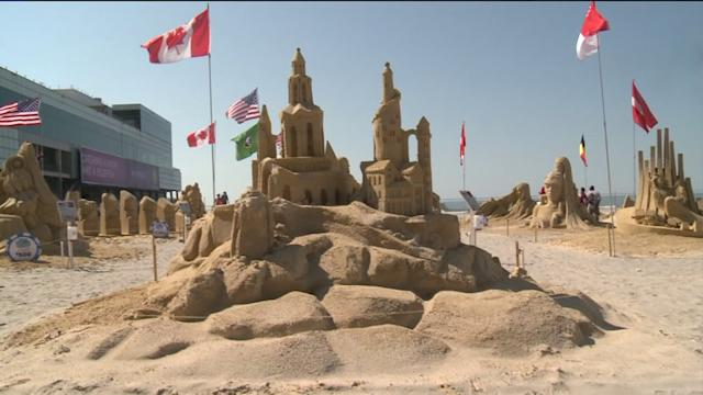 Sandcastle World Championships