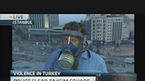 Violence Breaks Out in Turkey