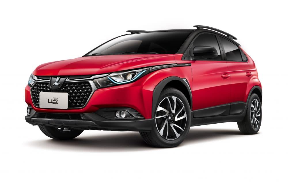 LUXGEN第10萬台新車  U5 SUV正式出廠!