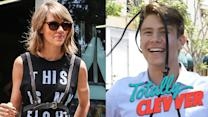 People Try Taylor Swift's Weird Harness Fashion (Totally Clevver)
