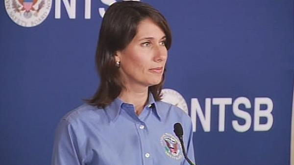 NTSB officals hold SFO plane crash news conference