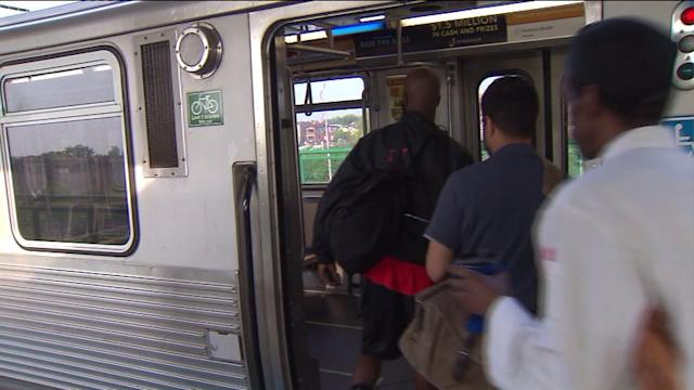 CTA officials say Red Line reconstruction going smoothly