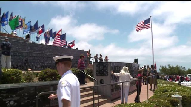 Benghazi Victims Honored At Memorial Day Ceremony