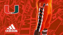 Miami Hurricanes and adidas Team Up for New Football Uniforms
