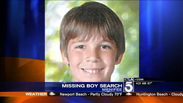 Search for Missing Boy With Autism Enters 5th Day