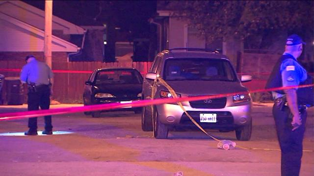 15-year-old shot, killed on South Side