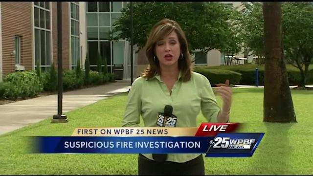 Student starts fire at Indian River Indian College