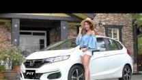 Honda FIT 小改款產品解說
