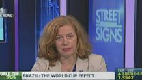 Will Brazil's economy get a World Cup boost?