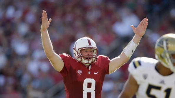 RADIO: Quarterback play key for Stanford against Oregon