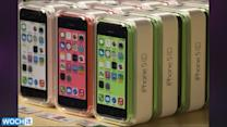 Apple IPhone 5C Narrows 5S' Lead In Global Activations