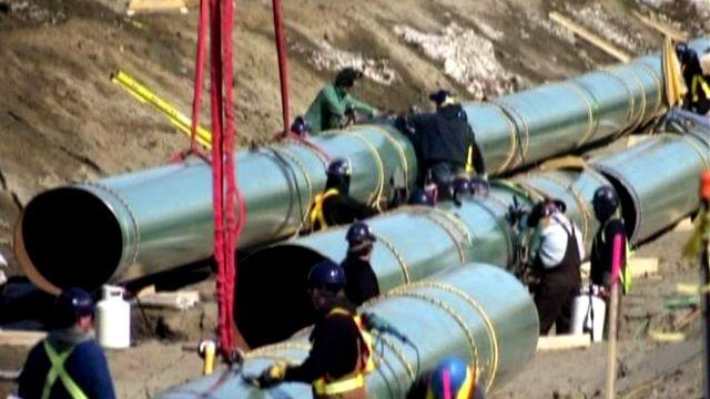 Keystone XL pipeline getting more bipartisan support