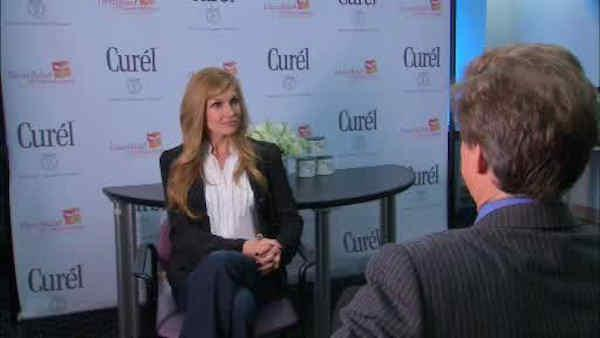 One on one with Connie Britton