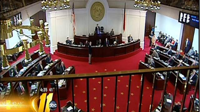 Republican voter ID bill debated in NC House