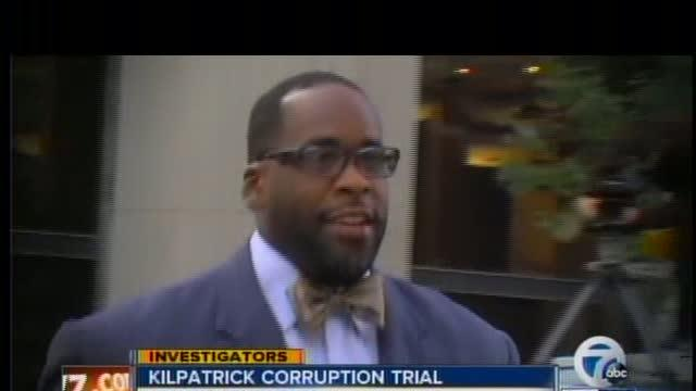 A look at the week in the Kilpatrick Corruption Trial