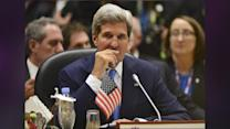 Kerry In Afghanistan For Key Talks