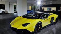 [CARVIDEO 汽車視界] 車壇直擊—Lamborghini Aventador LP 720-4 Roadster 50° Anniversario