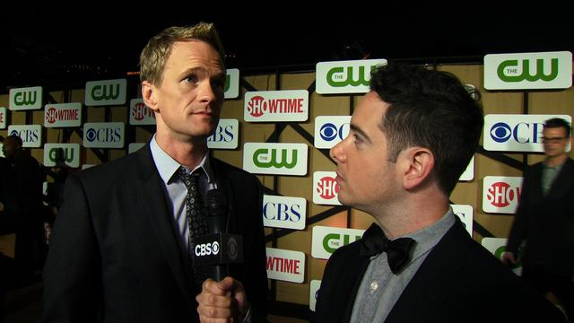 Red Carpet: Interview with How I Met Your Mother star, Neil Patrick Harris