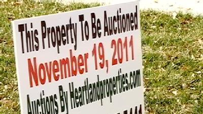 Market Forces Woman To Auction 16 Homes At Once
