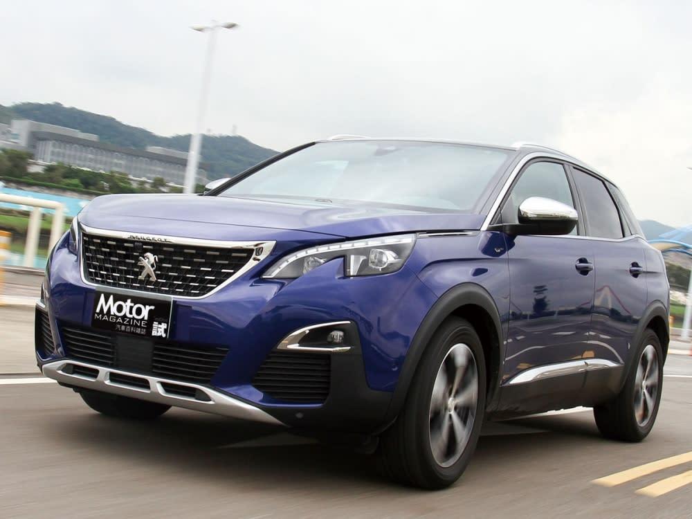 【路試報導】Peugeot All-New 3008 Suv Grip Control