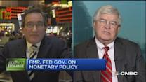 There's a limit to monetary policy: Former Fed Gov.