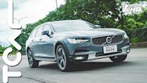 優雅橫越者 Volvo V90 Cross Country T6 AWD 新車試駕 - TCAR