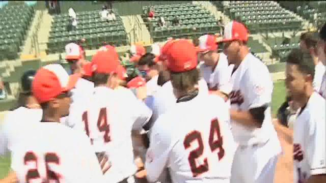 Blaze walk-off for the third time in one week, take 3 of 4 from Ports