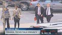 President Obama addresses tech privacy
