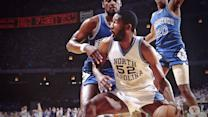 Memorable Moments: James Worthy remembers UNC vs. Georgetown