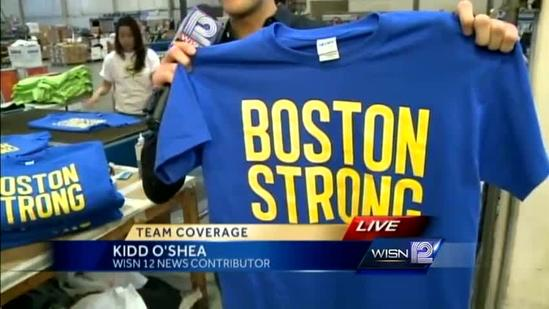 MKE company helping victims of Boston bombing